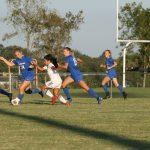 Girls Varsity Soccer beats Smyrna 2 – 1