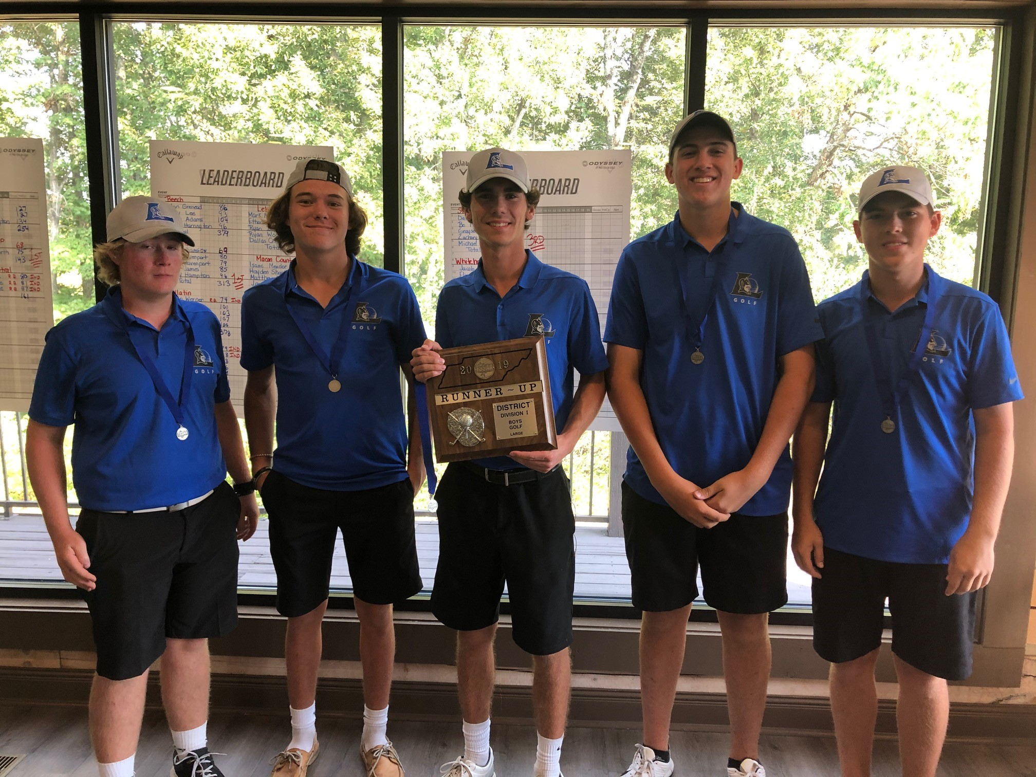 Congratulations to the Boys Golf Team-They will advance to the Regional Tournament on Monday, October 7th