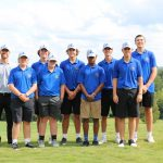 Boys Varsity Golf finishes 3rd place at Regional Tournament