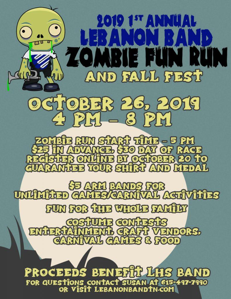 band zombie run