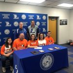 hayli stewart signs with tusculum