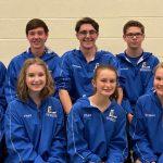 2020 swim team