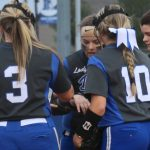 Girls Varsity Softball beats Brentwood 5 – 4