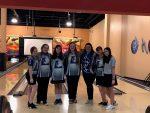 Girls Varsity Bowling beats Portland 20 – 7