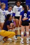 Girls Varsity Volleyball falls to Brentwood 3 – 0