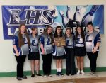LHS Girls Bowling District 12 Champions