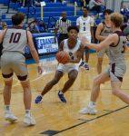 Boys Varsity Basketball beats Rossview 85 – 77