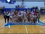 girls basketball region champions