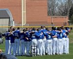 Boys Varsity Baseball falls to Goodpasture Christian School 11 – 3