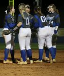Girls Varsity Softball falls to Green Hill 4 – 2