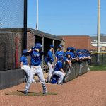 Boys Varsity Baseball beats Centennial 3 – 2
