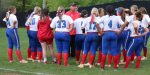 Girls Varsity Softball falls to Beech Senior 19 – 12