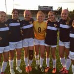 Hood River Valley High School Girls Varsity Soccer beat The Dalles High School 3-0