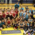 HRVHS Wrestling beat Saint Helens High School 46-28 at Pin Cancer Event