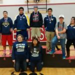 JV Wrestlers fare well at Bruins Invitational in White Salmon!