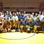 Senior Night – Friday Night Light – Girls' Wrestling debuts in primetime!