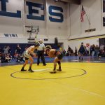 Shaner & Manzo reach finals of home 20-team Elks Tournament