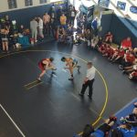 Quintanilla, Rojas, Pedroza & Infante wrestle well at JV Elks Tournament