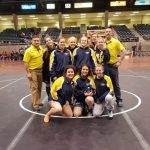 Women's Wrestling wins Dual State Championship at Oregon Classic