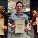 3 Wreagles inducted into the National Honor Society of HRVHS