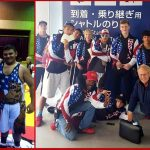 HRV's Ramirez wrestles in Japan