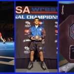 Shaner 2nd in the Nation in HS Greco-Roman Wrestling
