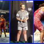 Mitchell earns Wrestling All-American honors