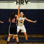Girls Varsity Basketball beats Ridgeview 51 – 39