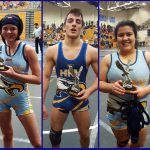 Wreagles Fly High at Liberty HS Tourney with 5 Champs!