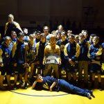 Wreagle Boys earn Battle of the Bridge trophy too!
