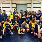 Wreagles earn top bracket in Day 1 of NW Duals
