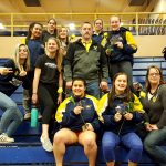 Wreagle Lady Wrestlers Excel at Kelso Tourney