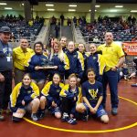 HRVHS Wreagle Girls Win Dual Meet State Championship