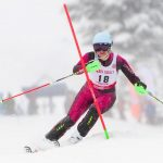 Coed Varsity Skiing finishes 1st place at SLALOM RACE – MT. HOOD MEADOWS