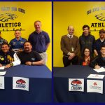 Wrestlers Shaner & Ramirez commit to CCC!