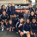 Girls Varsity Soccer beats Pendleton 5 – 1