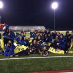 Girls Varsity Soccer beats Pendleton 3 – 0