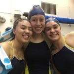 Girls Win One – Lose One in Double Dual