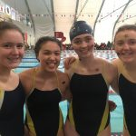 Swimmers Shine at The Dalles Invitational