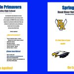 Sign up for Spring Sports now – 1st practices: Feb.25