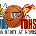 HRVHS BASKETBALL SENIOR NIGHT – TUE- FEB 19! COME CHEER ON YOUR EAGLES!!
