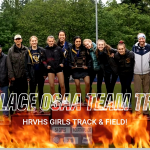 HRVHS GIRLS TRACK & FIELD TEAM EARNS 4TH PLACE TROPHY AT OSAA STATE CHAMPIONSHIPS!