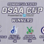HRVHS earns 3rd Place in 5A All-Sports OSAA Oregon Cup!