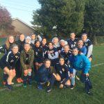 Girls Varsity soccer beat Buckaroos 5-0