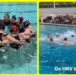 HRVHS 🦅 Women's 🤽‍♀️& Men's 🤽‍♂️ Water Polo each in State Championship 🏆 finals today!!! 🦅