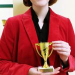 Thorp Takes 1st at Cleveland Debate Tournament