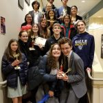 Speech and Debate 5th at Hap Hingston Invitational