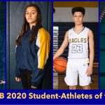 Congratulations HRVHS 2020 February Student-Athletes of the Month.
