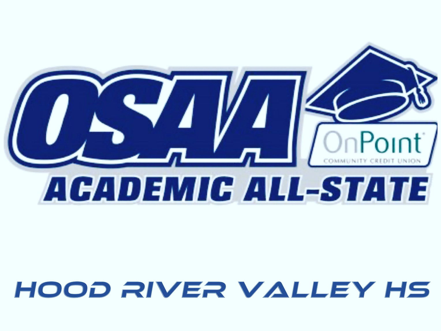 HRVHS ATHLETICS – OSAA ACADEMIC ALL-STATE ANNOUNCED