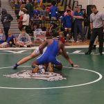 Wrestling Team Earns Victory over St. James HS
